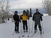 24 Ted, Yo and Ron at Snowmass
