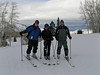 25 Bruce, Yo and Ron at Snowmass