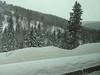 42 Snow near Vail Pass