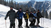 38 Ron, Bruce, Ted, Yo, Mary and Russ at Aspen