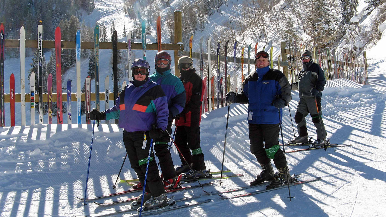 33 Snowseekers group at Aspen