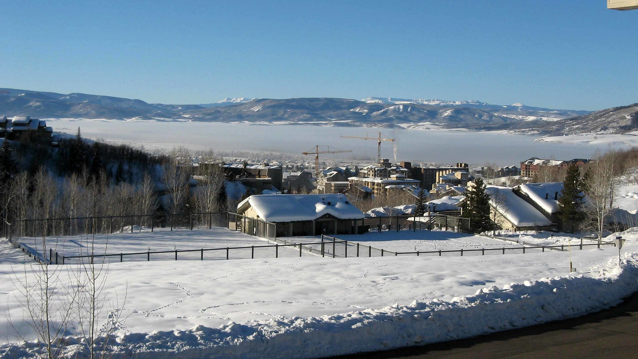 193 Yampa Valley Morning Fog