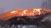 192 Sun setting on Mount Werner
