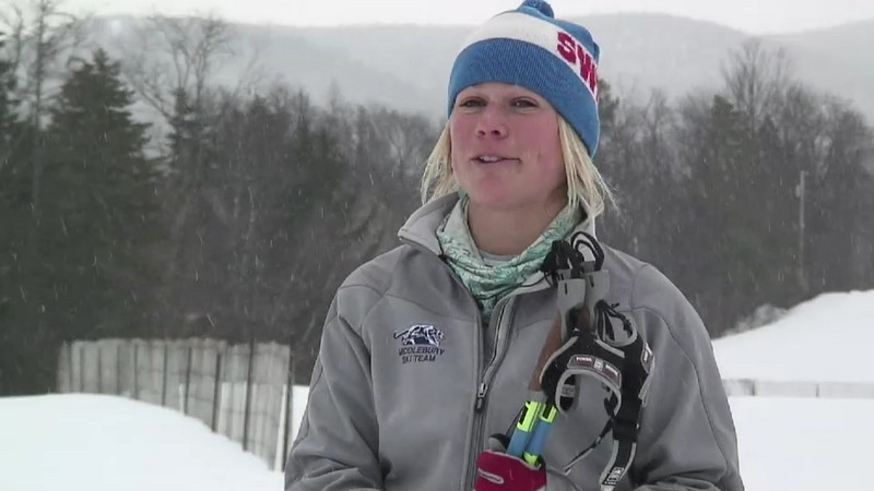 Middlebury Carnival: Video Profile of Kate Barton