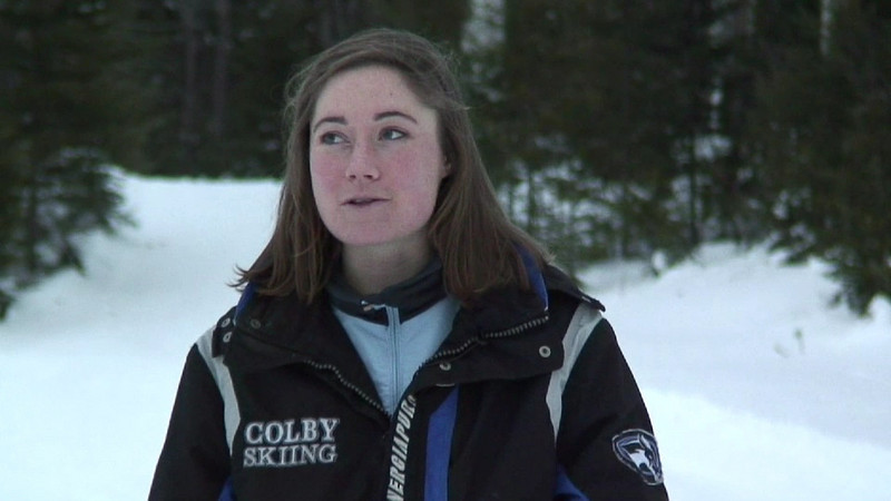 Colby Carnival: Video Profile of Kathleen Maynard