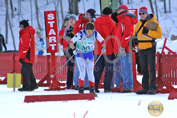 2012 J2 Championships Girls Sprints