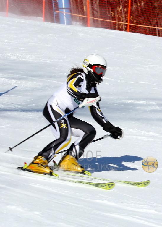 2012 Leavitt Invitational Alpine