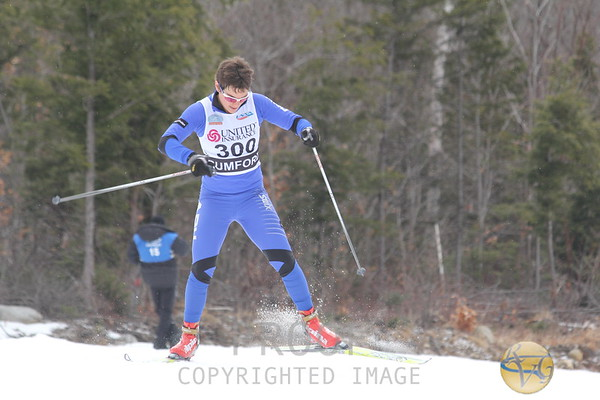 2012 US Cross Country Championships - Women's 10K Freestyle
