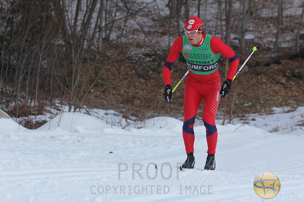 2012 US Cross Country Championships - Men's Classical Sprints