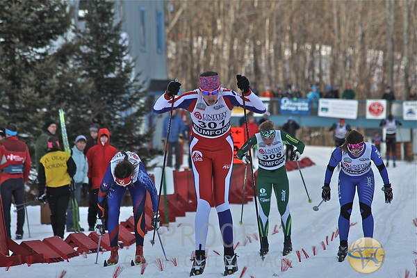 2012 US Cross Country Championships - Jr. Classical Sprints