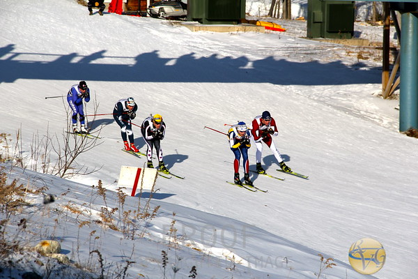 2012 US Cross Country Championships Jr. Freestyle Sprints