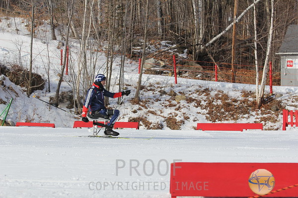 2012 US Cross Country Championships - Adaptive .8k Sprints