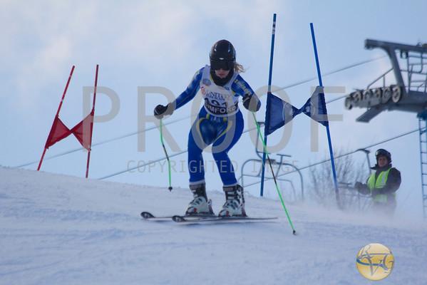 2014 High School Giant Slalom