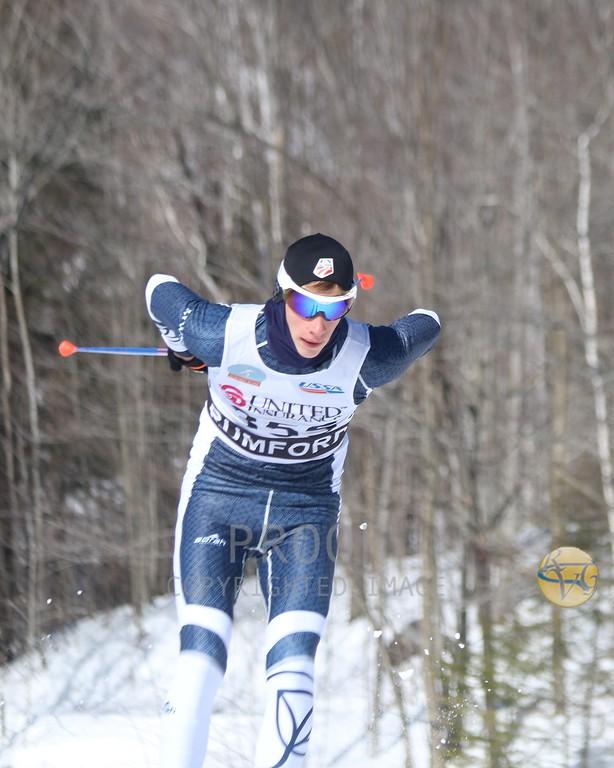 2015 Eastern High School Maine Nordic Qualifier