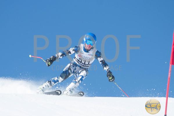 Class B Men's Giant Slalom