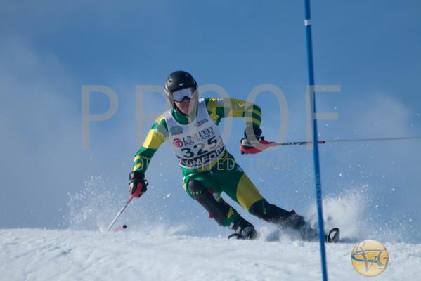 Class B Men's Slalom
