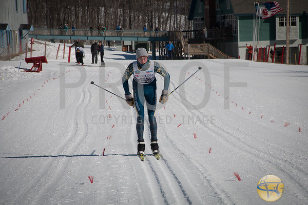 2017 EHS • U16 Maine Nordic Qualifier Races