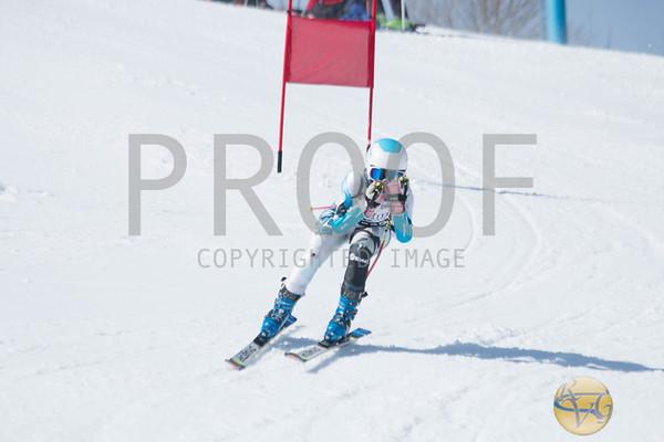2017 Class B Girls Giant Slalom State Championship