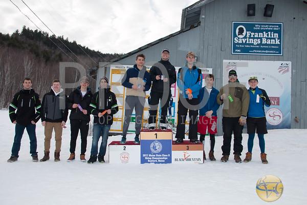 2017 Class B Boys Slalom State Championship