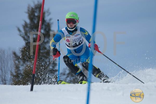 2017 Class B Girls Slalom State Championship