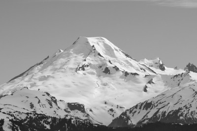 Mt Baker, 'Great white watcher'.