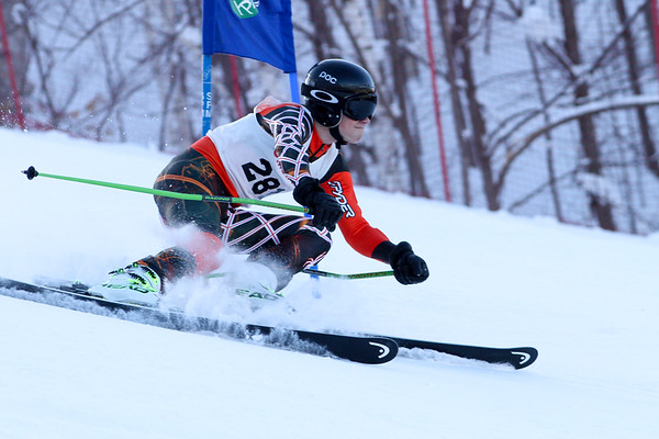 Alpine GS Race 1 * Jan. 14 2015 * Level 1 & 2
