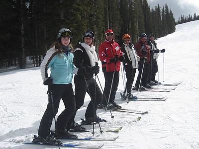 Colorado Ski Trip 2009