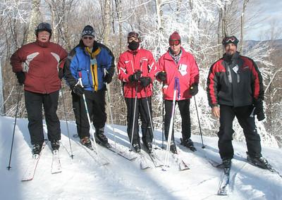 Dead Dog Ski Trip 2010 and Elk Mtn