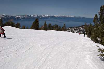 Heavenly Resort at Tahoe March 2010