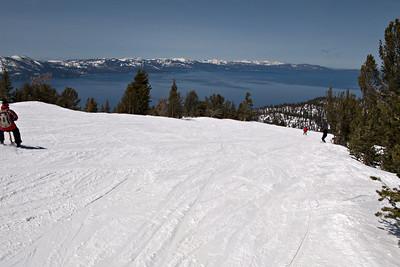 Heavenly Resort at Tahoe March 2010