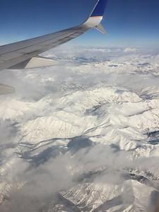 Flying to Jackson