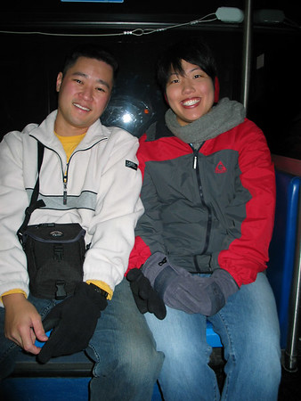 January 2005 - Skiing at Park City, Utah