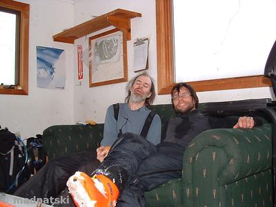 Picture by Lucky Luke: October 25, 2006 : Indoor break