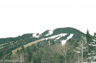 Killington Peak and Glades areas.