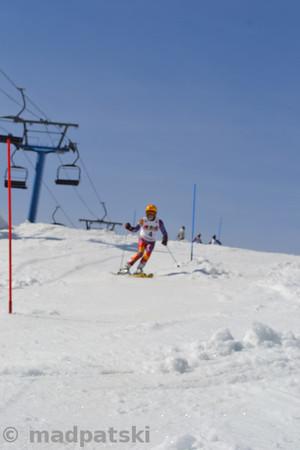 Cascades - March 17, 2012 (pm) : Masters Final SL