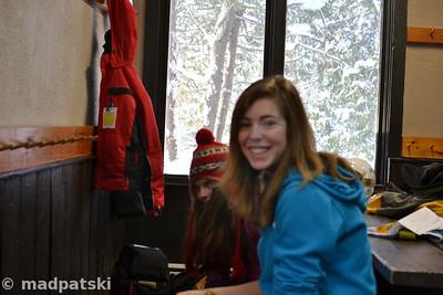 Mont Cascades : February 9, 2013 - U16 SL