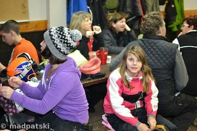 Mont Cascades: January 28, 2012
