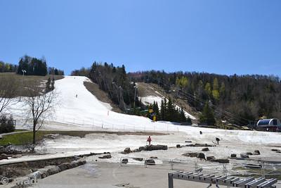 Mont St-Sauveur - 6 mai 2012