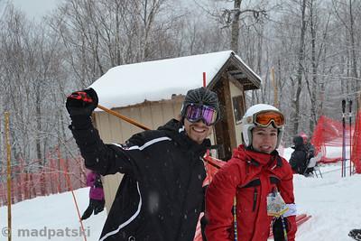 Mont Ste-Marie : February 24, 2012 - U16 SC