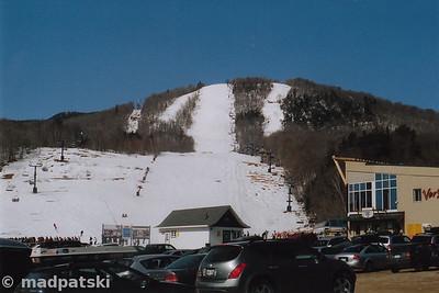 Mont Tremblant QC - 31 mars 2007