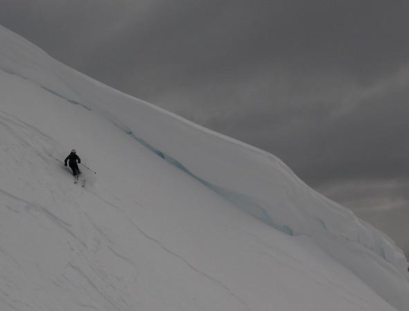 Mt. Pattison April 21st