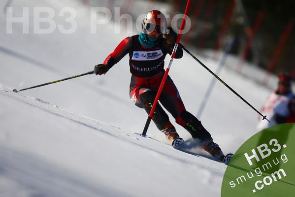 Western Women Slalom