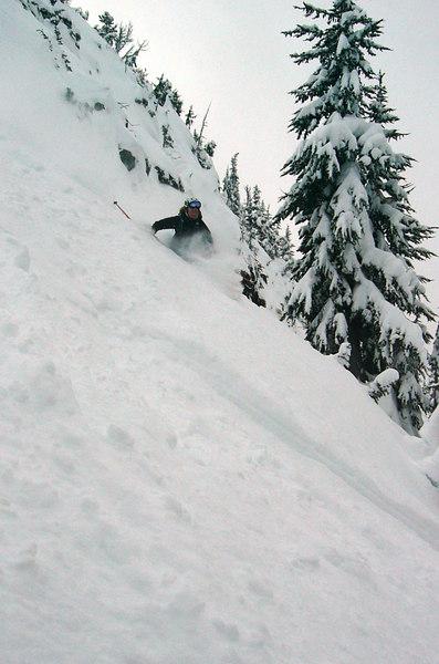 November skiing