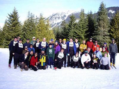 Skihawks team 2006!
