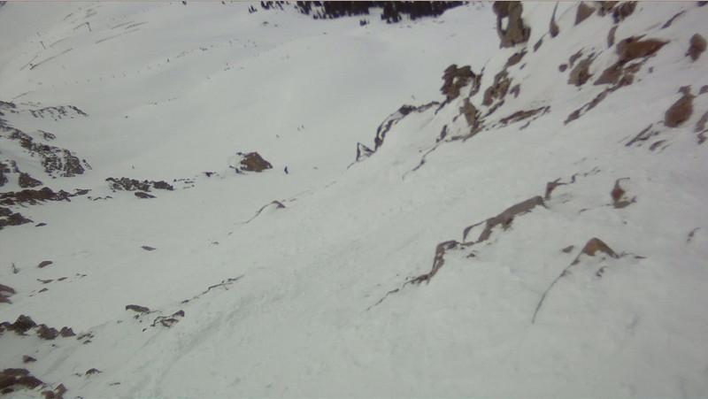 East Wall Skiing