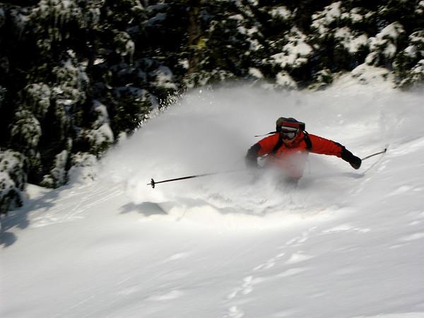 Random Skiing 2007/2008