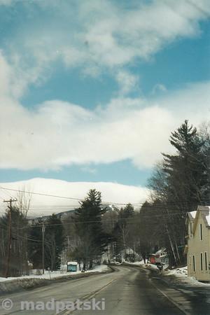 Stowe VT - 15 mars 2005