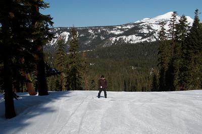 Sierra at Tahoe March 2010