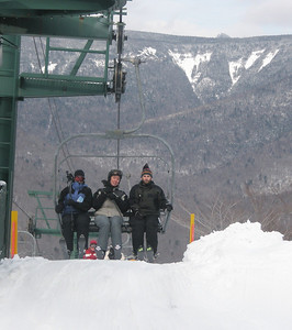 Skiing 07 08