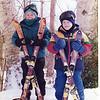 Stowe, VT 1997 Casey & Brett